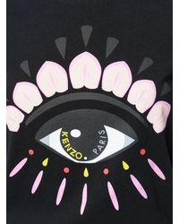 KENZO Black Eye Print T-shirt