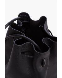 Building Block - Black Bucket Bag - Lyst