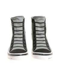 DIESEL - Multicolor Stretch Fabric S-imaginee Sneakers for Men - Lyst