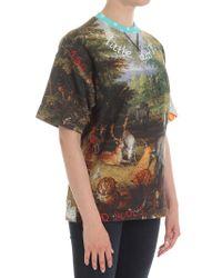 Vivienne Westwood - Multicolor Paradise T-shirt - Lyst