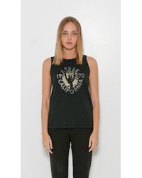 Current/Elliott - Black The Muscle Tee - Lyst