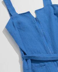 Rachel Comey - Blue Bend Jumpsuit - Lyst