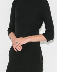Pamela Love - Metallic Large Lasso Ring - Lyst
