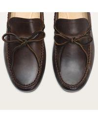 Frye - Brown Lewis Tie for Men - Lyst