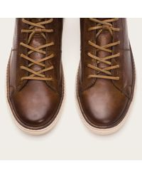 Frye - Brown Gates High Shearling for Men - Lyst