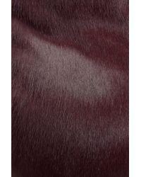 Frye - Purple Parker Patch Wedge - Lyst