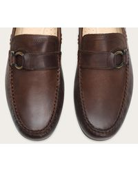 Frye - Brown Lewis Keeper for Men - Lyst