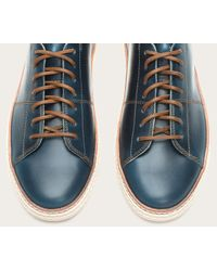 Frye - Blue Gates Low Lace for Men - Lyst