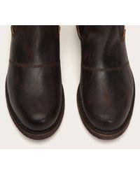 Frye - Brown Prison Yard Boot for Men - Lyst