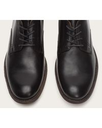 Frye - Black Jacob Oxford for Men - Lyst