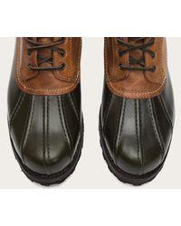 Frye - Green Warren Low Duck Boot for Men - Lyst