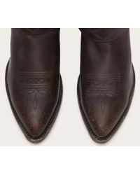 Frye | Brown Billy Harness for Men | Lyst