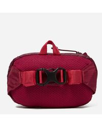 Patagonia - Red Lw Travel Mini Hip Pack - Lyst