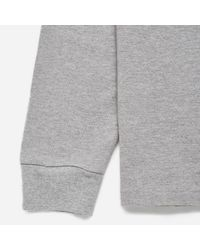 Beams Plus - Gray 25/2 Jersey Crew Pocket T-shirt for Men - Lyst