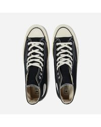 Converse - Black Chuck Taylor All Star High Top Shoe for Men - Lyst