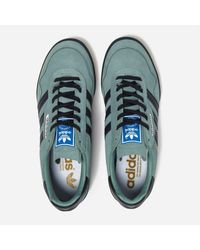 Adidas Originals - Blue Jeans Super Sneakers - Lyst