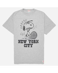 Tsptr - Gray New York T-shirt for Men - Lyst