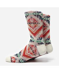 Anonymous Ism - Natural Wigwam 85 Socks for Men - Lyst
