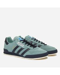 Adidas Originals - Blue Jeans Super Sneakers - Lyst