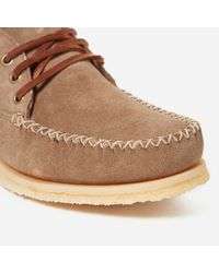 Eastland | Brown Oneida 1955 Chukka Boot Suede for Men | Lyst