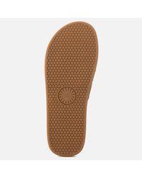 Ugg - Black Seaside Slide Sandals - Lyst