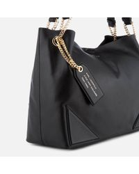Karl Lagerfeld | Black K/slouchy Shopper Bag | Lyst
