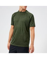 ca75be29 Under Armour Tech 2.0 Short Sleeve T-shirt in Green for Men - Lyst