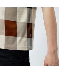Aquascutum - Multicolor Kenneth Large Cc Printed T-shirt for Men - Lyst