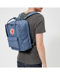 "Fjallraven - Blue Kanken Laptop Case 13"" - Lyst"