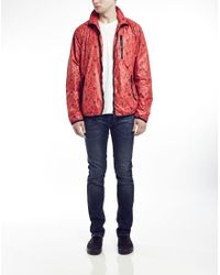 Yo - Red Guerilla Throw On Jacket for Men - Lyst
