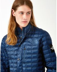 The North Face | Black Label Denali Thermoball Jacket Blue for Men | Lyst