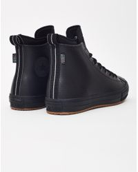 Converse - Chuck Taylor All Star Ii Boot Black for Men - Lyst