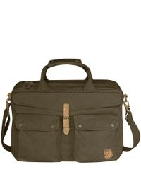 Fjallraven | Greenland Briefcase for Men | Lyst