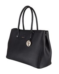 Furla | Black Linda Medium Carryall | Lyst