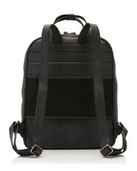 Castelijn & Beerens - Black Carisma Laptop Backpack 15.6 Inch for Men - Lyst