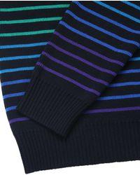 J.W. Anderson - Blue Mariniere Knit for Men - Lyst