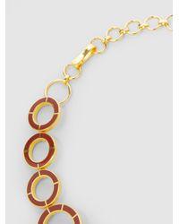 Monica Sordo - Multicolor Brujo Orbit Necklace - Lyst