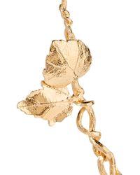 Aurelie Bidermann - Metallic Gold-plated Necklace - Lyst