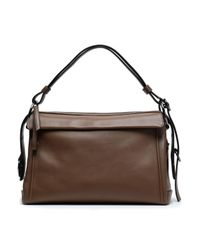 Marc By Marc Jacobs - Brown Leather Shoulder Bag - Lyst