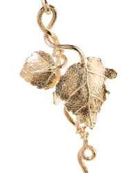 Aurelie Bidermann | Metallic Gold-plated Necklace | Lyst