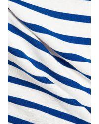 Petit Bateau - Blue Vest - Lyst