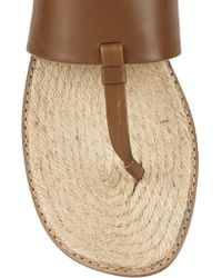 Paul Andrew - Multicolor Espa Leather Sandals - Lyst