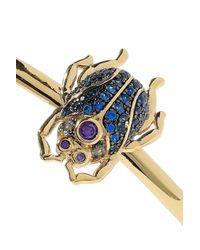 Noir Jewelry - Metallic Set Of Three - Lyst