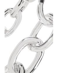 Jennifer Fisher - Metallic Xl Chain Link - Lyst
