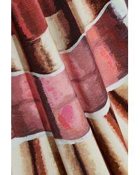 Mara Hoffman - Pink Printed Modal-blend Maxi Dress - Lyst