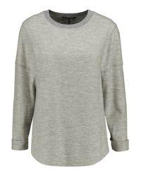Vince - - Wool Sweatshirt - Light Gray - Lyst
