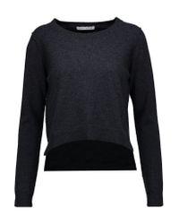 Autumn Cashmere | Blue Cashmere Sweater | Lyst