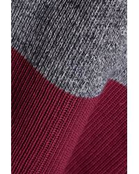 Rag & Bone - Multicolor Jena Oversized Striped Cotton Sweater - Lyst