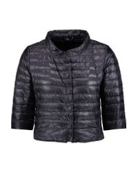 Duvetica | Brown Elena Quilted Shell Jacket | Lyst