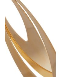 Kenneth Jay Lane - Metallic Gold-tone Earrings - Lyst